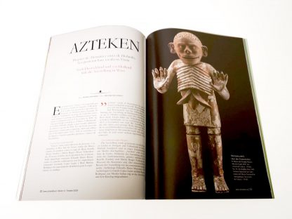 CulturaLatina Nr. 15 / Azteken