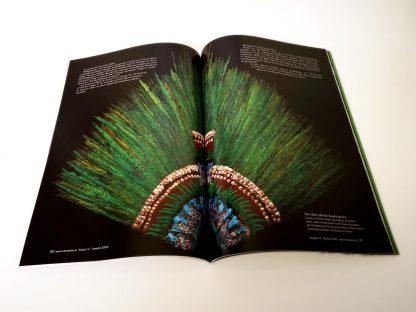 CulturaLatina Nr. 15 / Azteken / El Penacho