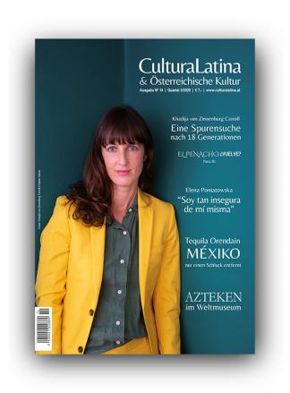 CulturaLatina Nr. 14 / Cover