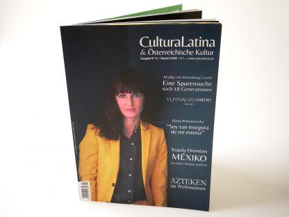 CulturaLatina Nr. 15 / Cover