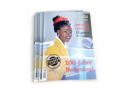 CulturaLatina 16 / Cover Amanda Gorman