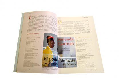 CulturaLatina 16 / Amanda Gorman
