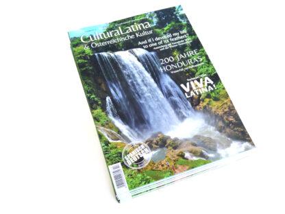 CulturaLatina Nr. 17 - 100 Años HONDURAS