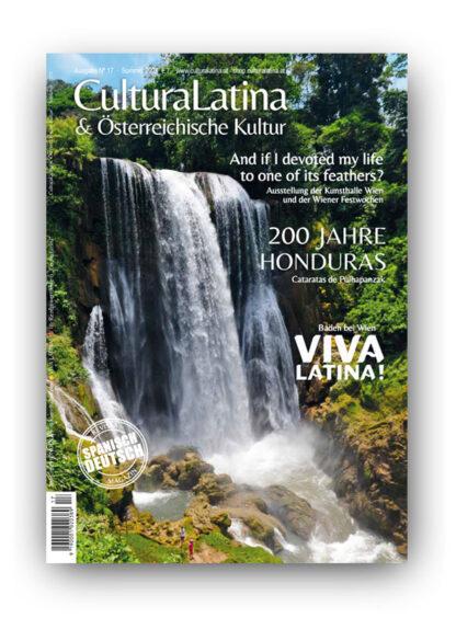CulturaLatina Nr. 17 - 200 Años HONDURAS